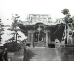 Temple at Yokohama