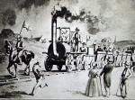 Opening of the Stockton to Darlington railway in 1825