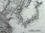 Map of Japan by George Washington Wilson