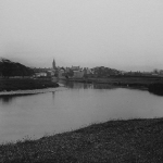 View of Annan from the river