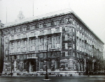 Cunard Building in Liverpool