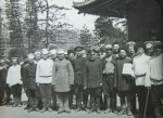 Russian prisoners held at Kioto