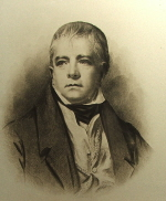 Sir Walter Scott by George Washington Wilson