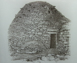 Beehive Cell on Skellig Michael